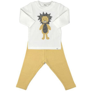 Lion Baby Outfit