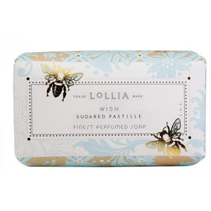 Wish Bar Soap by Lollia