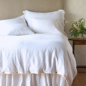 Bella Notte Linens, Linen Duvet Cover, Quick Ship