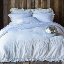 Bella Notte Linens Linen Whisper Duvet Cover - Quick Ship