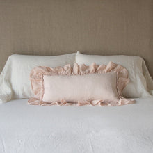 Bella Notte Linens Linen Whisper Kidney Pillow