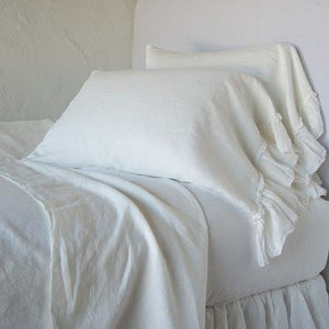 Bella Notte Linens, Linen Whisper Pillowcase