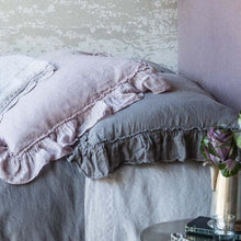 Bella Notte Linens, Linen Whisper Pillow Sham