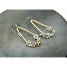 Load image into Gallery viewer, Chalcedony Earrings