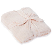 Load image into Gallery viewer, CozyChic Lite Ribbed Baby Blanket (3 Colors)