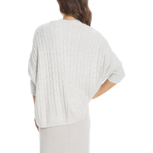 Cozy Chic Lite Cable Shrug