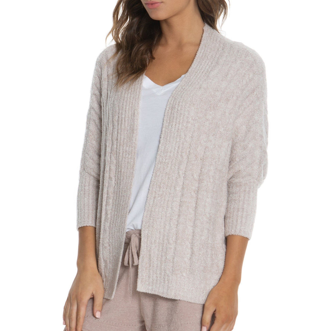 CozyChic Lite Cable Shrug (2 colors)