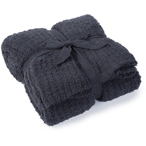 CozyChic Ribbed Throw (3 Colors)