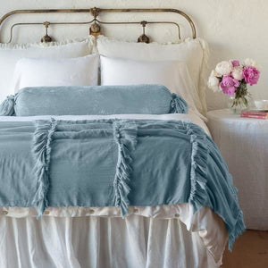 Bella Notte Linens Loulah Wedding Blanket