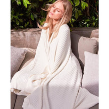 Load image into Gallery viewer, CozyChic Lite Ribbed Throw
