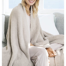 Load image into Gallery viewer, CozyChic Throw (Cream or Grey)