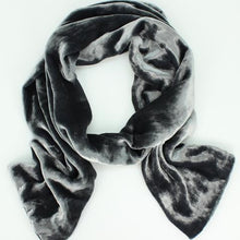 Silk Velvet Scarf (assorted colors)