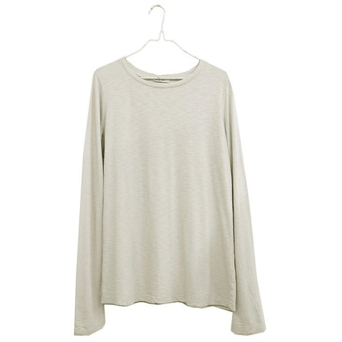 Everyday Long Sleeve T-Shirt, Natural