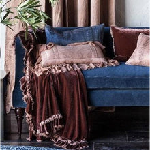 Load image into Gallery viewer, Bella Notte Linens Loulah Throw Blanket