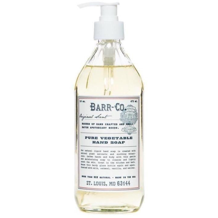 Barr-Co. Original Scent Hand Soap