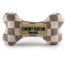 Load image into Gallery viewer, Chewy Vuitton Plush Dog Toy