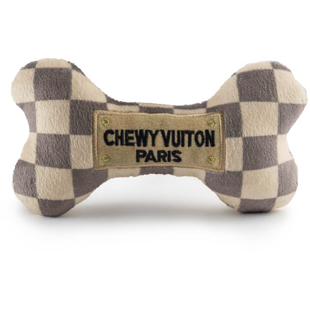 Chewy Vuitton Plush Dog Toy