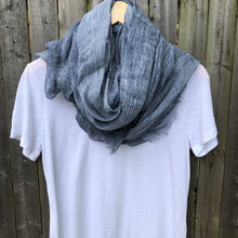 Load image into Gallery viewer, Tissue Denim Scarf