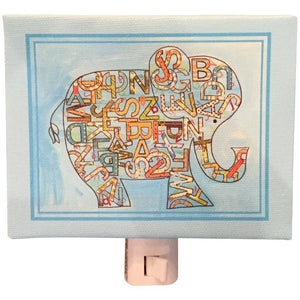 Canvas Night Lights (assorted prints)