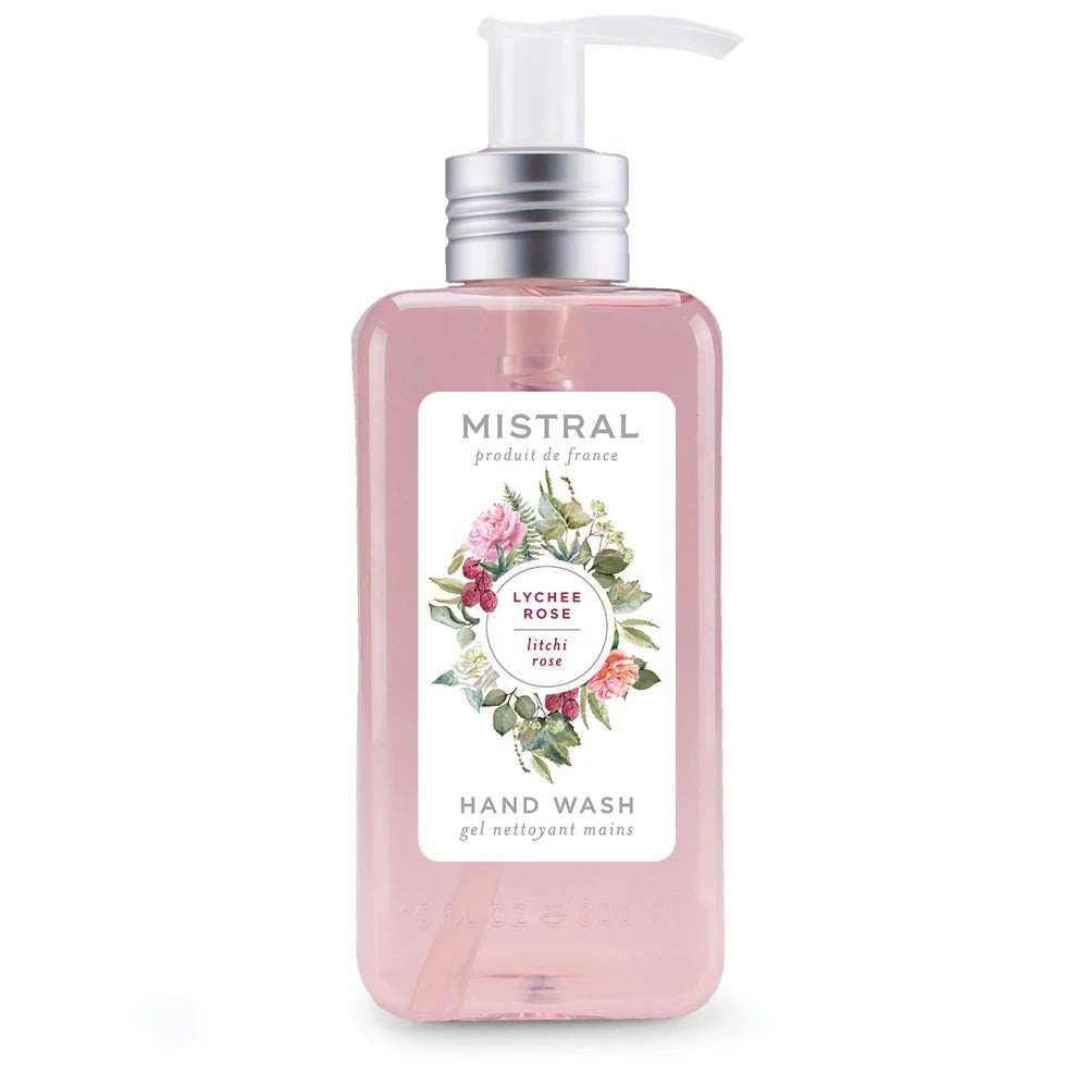 Lychee Rose Hand Wash