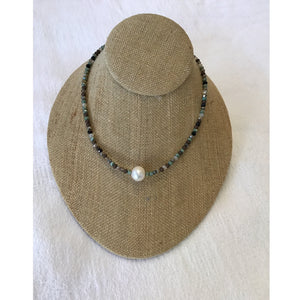 Casey Necklace with Pearl (6 Styles)