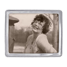 Load image into Gallery viewer, Silver Beaded Frame, 8 x 10