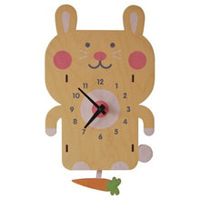 Load image into Gallery viewer, Kids Clocks (various designs)