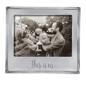 This Is Us Silver Frame