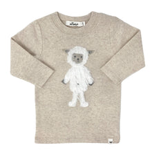 Load image into Gallery viewer, Lamb Baby Outfit - Sand