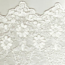Bella Notte Linens Olivia Lace Curtain Panel