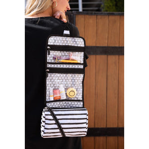 Scout Beauty Burrito Hanging Toiletry Bag (2 Patterns)