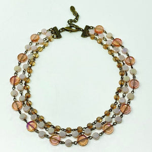 Ivy Beaded Necklace (3 Colors)