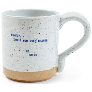 XO Ceramic Quote Mugs  (8 Styles)