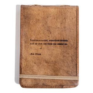 "Leather Journal - 7"" x 9"""