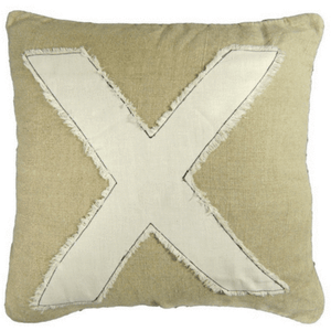 X and O Pillows