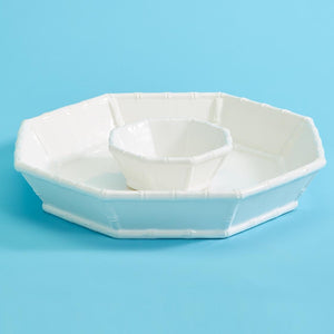 Hampton Chip & Dip Serving Bowl Set