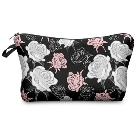 3D Pattern Cosmetic Bag (more options inside)