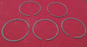 Mercury 39-817096A16 Set Of 5 Piston Rings .015