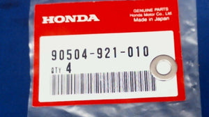 90504-921-010 Washer - Honda