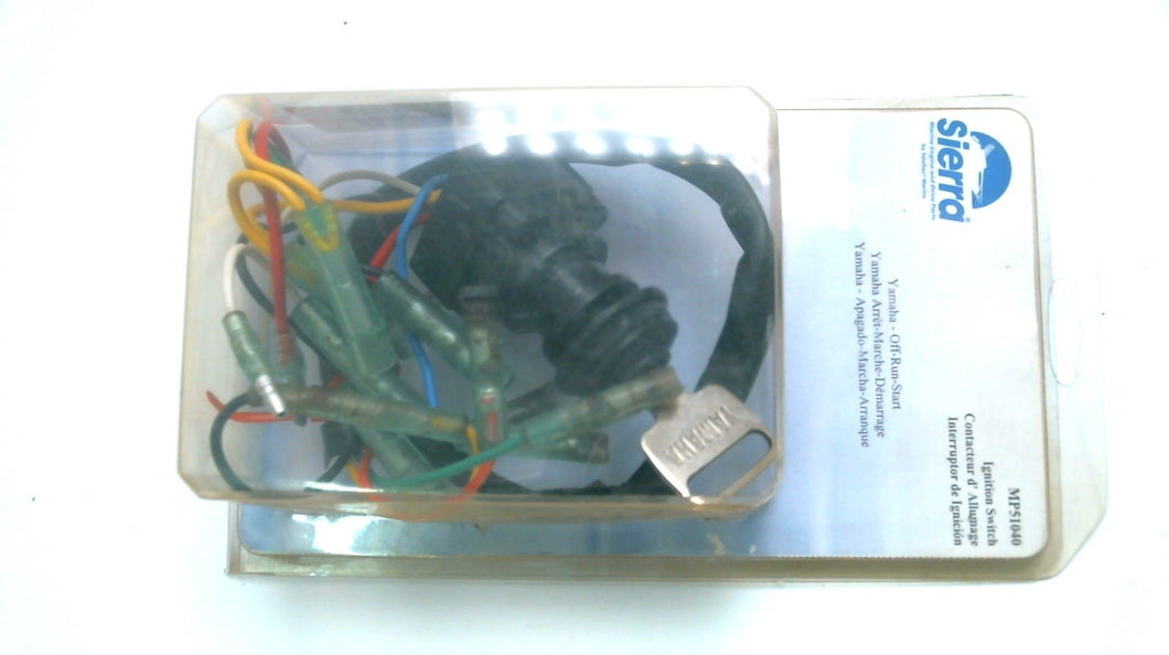 Sierra MP51040 Ignition Switch for Yamaha 2 & 4 Stroke 703-82510-43-00