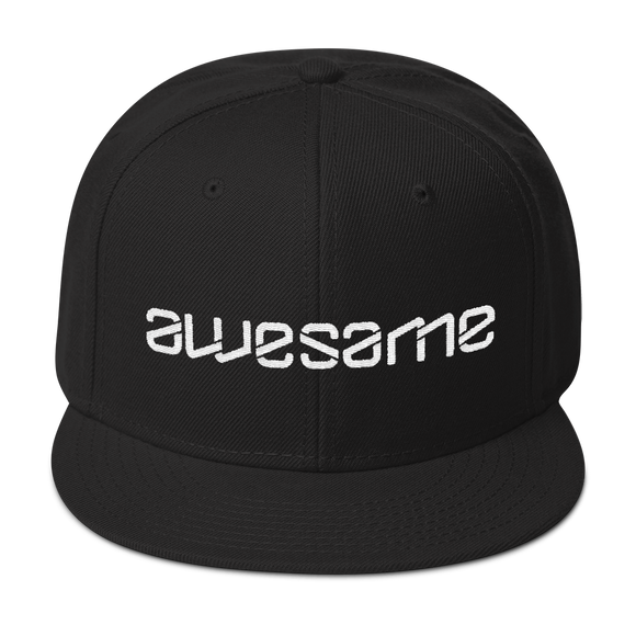 Awesame Snapback Hat