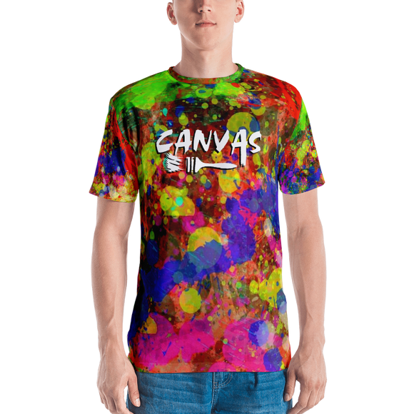 Canvas All-Over Tee