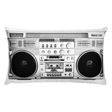 Mighty High Coup Boombox Pillow