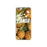 "450 Panda ""Pineapple Gang"" iPhone Case"