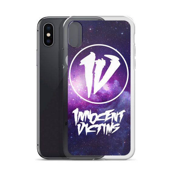 Innocent Victims Galaxy iPhone Case