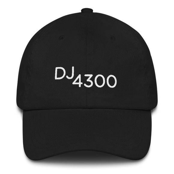 DJ 4300 Dad Hat