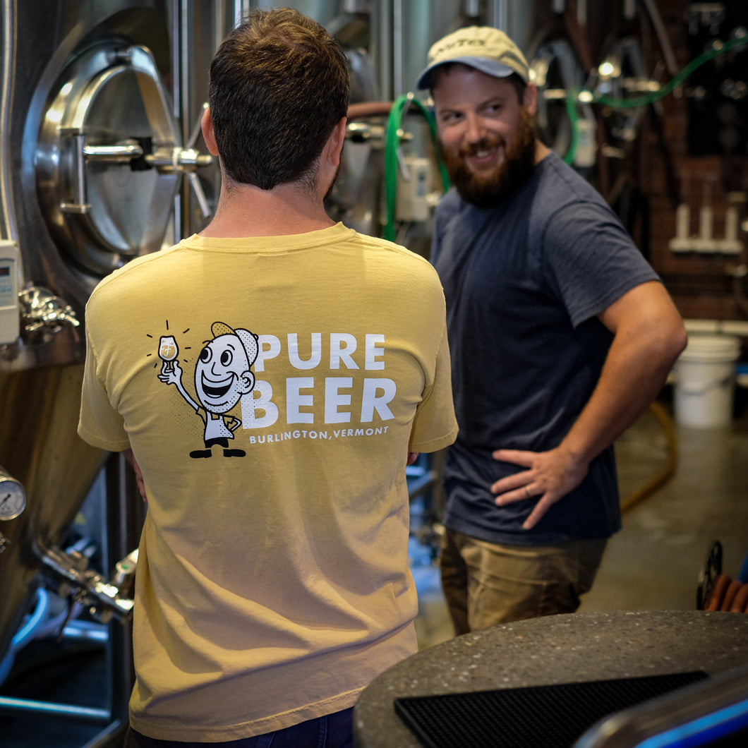Foam Brewers Pure Beer T-Shirt