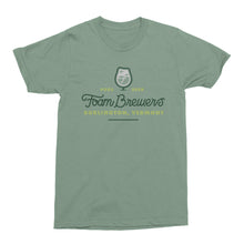 Green Foam Brewers Full Logo T-Shirt
