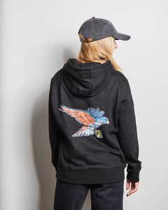 Lakeshore Falcon (Horus Collab) Limited Edition Artist Series Hoody by Vader