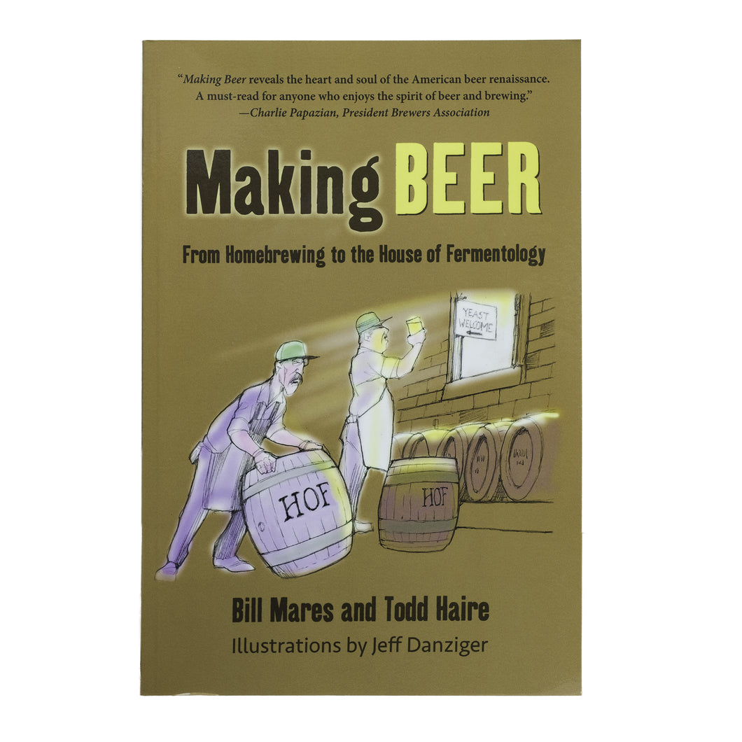 Making Beer Book